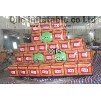 inflatable Angry birds cartoon shape,advertising inflatables for Angry birds sports games Manufactures