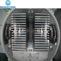380v/440v Vacuum Freeze Drying Machine 300kg/H Capacity For Fruits Seafood Manufactures