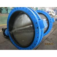 ′U′ Type Flanged Butterfly Valve Manufactures