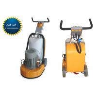 High Power 3 Disc Floor Grinding Machine commercial floor scrubber Manufactures