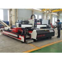 China Advanced Raytools Cutting Head CNC Fiber Laser Cutting Machine Cnc Steel Laser Cutter on sale