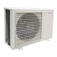 China ERP GMCC Window AC Inverter Air Conditioner R410A Gas with Rotary Compressor on sale