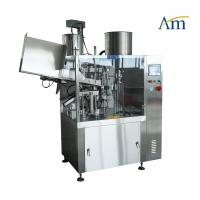 NF -60 Compact Construction Tube Filling Equipment For Daily Chemical Articles Manufactures