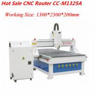 CNC Router for Tigger Wood Carving CC-M1325A Manufactures