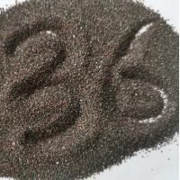 Refractory Brown Fused Alumina P36 Dielectric Properties For Coated Abrasives Manufactures