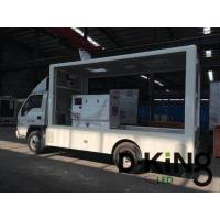 Truck Led Advertising Screen Display Full Color  High Cost Performance Manufactures