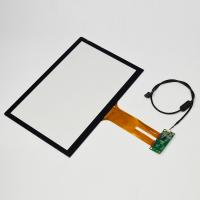 5 Points Touch Capacitive Touch Glass Screen , Ipad / Phone Screen Panel Manufactures