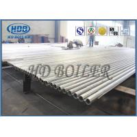 High Efficient Heat Exchanger Water Tube Boiler Parts Painted Waterwall Panel Manufactures