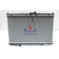 Space / Wagon / Chariot N84 MT Aluminum Mitsubishi Radiator for Automotive Manufactures