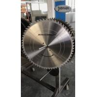 China OD620mm Tct Saw Blade Aluminum Sharp Cutting Blade With Trapezoid Teeth on sale