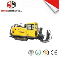 20 Tons Horizontal Directional Drilling Equipment with 112KW power engine Manufactures