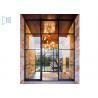 Buy cheap Customized Aluminium Casement Door Combined Sunroom House ISO9001-2008 from wholesalers