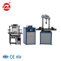 High Precision Digital Computer Servo Electro - Hydraulic Bending Test Machine Manufactures