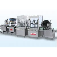 High Capacity Full Automatic Aerosol Spray Paint Filling Machine/Spray Saffron Water Filling Machine Manufactures
