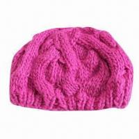 Women's Crochet Hat in Fashionable Color and Style Manufactures