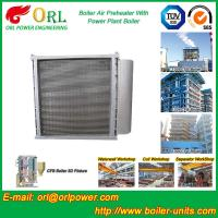 Boiler Spare Part CFB Boiler APH , Plate Type Air Preheater For Boiler Manufactures
