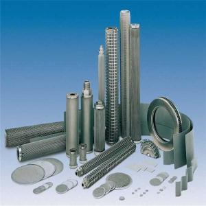 titanium sintered metal filters, filter cartridge manufacturers