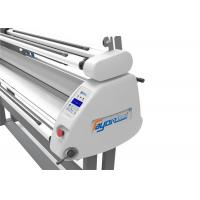 Automatic Roller Linerless and Liner Film Lamination Machine , Infrared control heating Laminator Manufactures