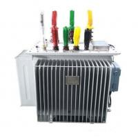 China Low Loss Electrical Power Transformer 6000 Kva Transformer Oil Immersed on sale