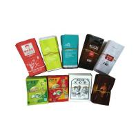 Side Gusseted Mini Plastic Packaging Pouch Foil Metalized Organic Tea Bags Manufactures