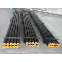 High Grade Steel DTH Drilling Tools API Standard Drilling Pipe with Wrench Flat Manufactures