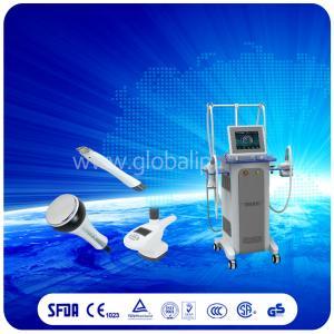 Stationary Style Ultrasonic liposuction cavitation rf slimming machine Manufactures