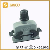 Heavy duty connector ,industrial multipole HSB-006 Top Entry