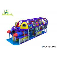 Professional Indoor Play Center Playground Custom Made For  3 - 15 Years Old Manufactures