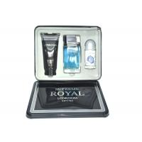 Supreme Royal Men'S Fragrance Gift Sets Eau De Parfum 100ml Black Color Manufactures