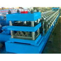 Professional Highway Guardrail Roll Forming Machine , Purlin Forming Machine