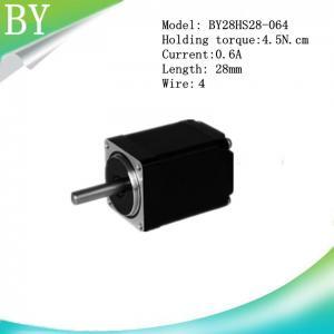 NEMA11  BY28HS28-064  4.5N,cm  stepper motor Manufactures
