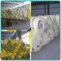 China glass wool and rock wool roofing fireproof materials on sale