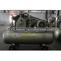 380V Lubrication Oilless Industrial 3 Phase Air Compressor For Pneumatuic Lock 12 Bar Manufactures