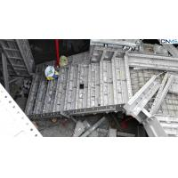 Light Weight Concrete 65 Aluminium Formwork System With Plywood Formwork Manufactures