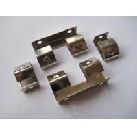 Hardware Parts Sheet Metal Stamping Process , CNC Bending Parts With Punching Holes Manufactures