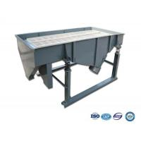 1-5 layers High Frequency  Food grade stainless steel linear vibrating screen machine with magnet Manufactures