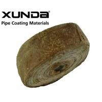 Brown Color Marine Hatch Cover Anti Corrosive Tape for sale