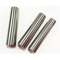 High Strength Tungsten Carbide Drill Blanks , Cemented Carbide Rods Dia10x100mm In Stock Manufactures