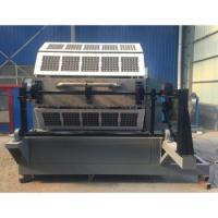 China Drying Automatic Egg Tray Machine , 3000pcs Per Hour Egg Tray Manufacturing Unit on sale