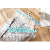 Clear Plastic Dry cleaning poly garment bags for packing clothes storage on roll,Plastic garment bags for suit BAGEASE Manufactures