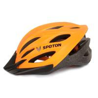 China In Mould Adult Sport Bike Helmet 20 Air Vents 235g Weight CE Approval on sale