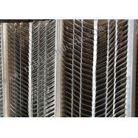600mm Width Metal Rib Lath Mesh  2-3m Length For Construction XT0706 Manufactures