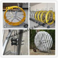 HDPE duct rod,Reels for continuous duct rods,Pipe traker traceable midi duct rodder Manufactures