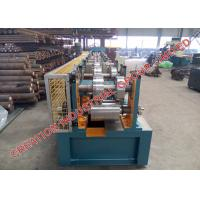 Buy cheap Z-steel Roofing Purlin Roll Forming Machine for Production of Various Z Shape from wholesalers