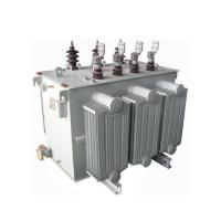 Toroidal Oil Immersed Transformer 10kV 250KVA , Electric Power Transformer Manufactures