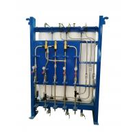 Seamless CNG Gas Equipment For CNG Filling Stations Environment Protection Manufactures