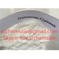 Quality Testosterone Cypionate Test Cyp CAS 58-20-8 Testosterone Steroid Hormone Drugs for sale