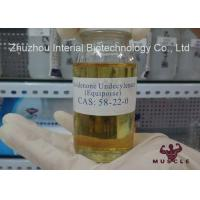 Quality Boldenone Steroids EQ Boldenone Undecylenate Liquid Injection Fat Cutting Steroids 13103-34-9 for sale