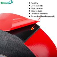Wholesale Low Price PE Waterproof Insulation Polyurethane Foam Mounting Tape With Any Shapes for sale