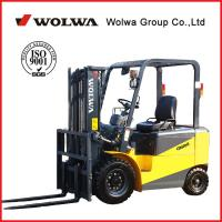 small electric forklifts GN20S China mini Electric Forklift Truck for sale Manufactures